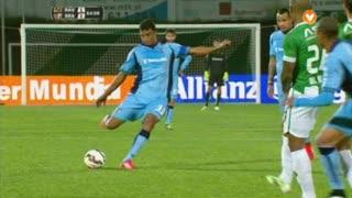 SC Braga, Jogada, Aderllan Santos aos 65'