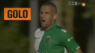 GOLO! Sporting CP, Slimani aos 84', Sporting CP 1-2 SC Braga