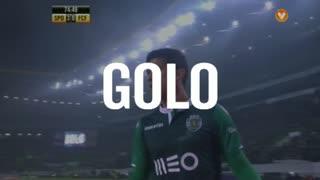 GOLO! Sporting CP, Montero aos 75', Sporting CP 4-0 FC Famalicão