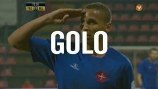 GOLO! Belenenses, Deyverson aos 71', Trofense 0-4 Belenenses