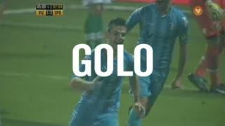 GOLO! Vizela, Talocha aos 47', Vizela 2-2 Sporting CP