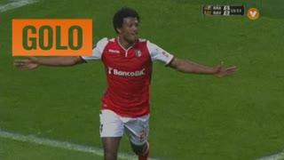 GOLO! SC Braga, Zé Luís aos 16', SC Braga 1-0 Rio Ave FC
