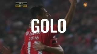 GOLO! SL Benfica, Jonas aos 7', SL Benfica 2-0 Moreirense FC