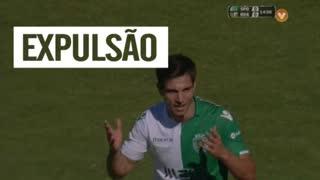 Sporting CP, Expulsão, Cédric aos 15'