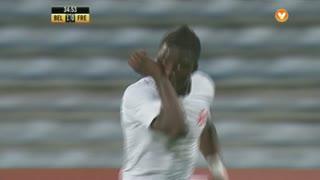 GOLO! Belenenses, Camará aos 34', Belenenses 1-0 Freamunde