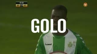 GOLO! Oriental, Adama François (p.b.) aos 47', Oriental 1-0 Vitória FC