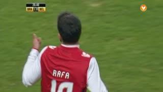 SC Braga, Jogada, Rafa aos 20'