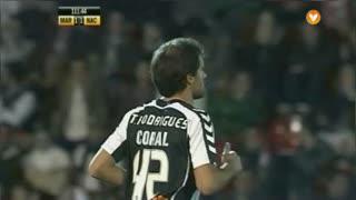 CD Nacional, Jogada, Tiago Rodrigues aos 111'
