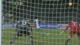 Sporting CP, Jogada, Carrillo aos 33'