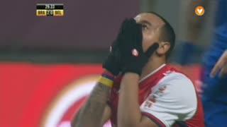 SC Braga, Jogada, Felipe Pardo aos 30'