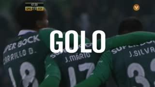 GOLO! Sporting CP, João Mário aos 48', Sporting CP 2-0 FC Famalicão