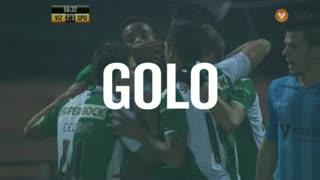 GOLO! Sporting CP, Carlos Mané aos 59', Vizela 2-3 Sporting CP