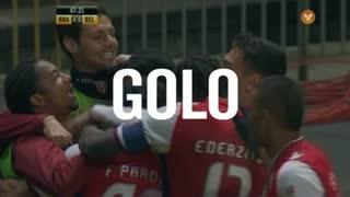 GOLO! SC Braga, Felipe Pardo aos 47', SC Braga 4-0 Belenenses