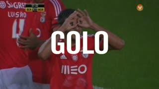 GOLO! SL Benfica, Salvio aos 57', SL Benfica 4-1 Moreirense FC