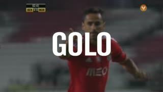 GOLO! SL Benfica, Jonas aos 3', SL Benfica 1-0 Moreirense FC
