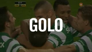 Sporting, Carrillo aos 82', FC Porto 1-3 Sporting