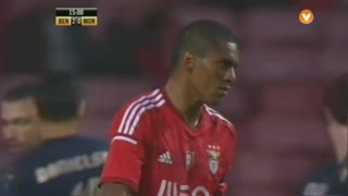 SL Benfica, Jogada, Derley aos 15'