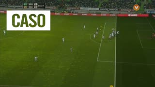 Sporting, Caso, William, 84m