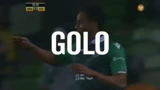 Sporting, Carrillo aos 33', Sporting 1-0 Famalicão