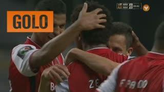 GOLO! SC Braga, Zé Luís aos 27', SC Braga 2-0 Rio Ave FC