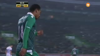 Sporting CP, Jogada, Carrillo aos 67'