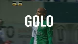 GOLO! Sporting CP, João Mário aos 31', Sp. Espinho 0-1 Sporting CP