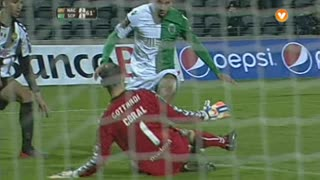 Sporting CP, Jogada, Slimani aos 61'