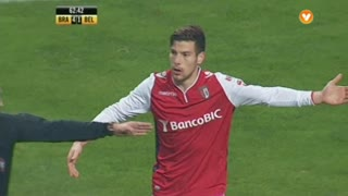 SC Braga, Jogada, Pedro Tiba aos 62'
