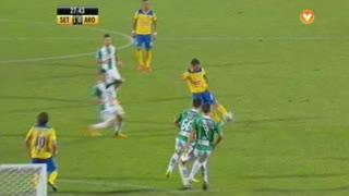FC Arouca, Jogada, David Simão aos 27'