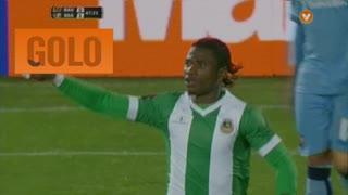 GOLO! Rio Ave FC, W. Jebor aos 48', Rio Ave FC 1-1 SC Braga