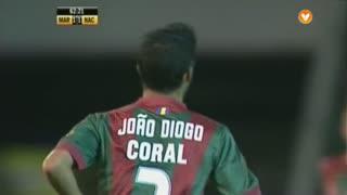 Marítimo M., Jogada, João Diogo aos 62'