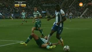FC Porto, Jogada, Jackson Martínez aos 51'