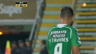 Vitória FC, Jogada, Paulo Tavares aos 26'