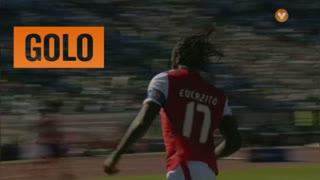 GOLO! SC Braga, Éder aos 16', Sporting CP 0-1 SC Braga