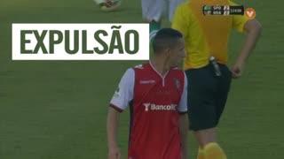 SC Braga, Expulsão, Mauro aos 115'