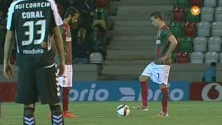Taça de Portugal (Quartos de Final): Resumo Marítimo M. 1-1 CD Nacional