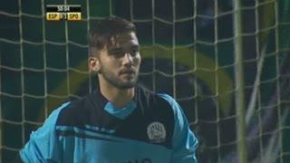 Sporting CP, Jogada, Mauricio aos 50'