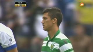 Sporting CP, Jogada, Montero aos 2'
