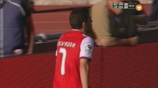 SC Braga, Jogada, Salvador Agra aos 78'