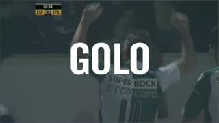 GOLO! Sporting CP, Capel aos 60', Sp. Espinho 0-2 Sporting CP