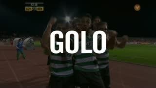 GOLO! SC Covilhã, Erivelto aos 42', SC Covilhã 2-1 SL Benfica