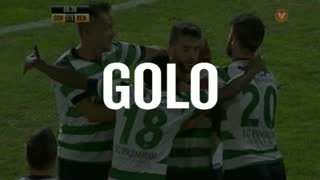 Sp. Covilhã, Traquina aos 9', Sp. Covilhã 1-1 Benfica