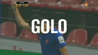 GOLO! Belenenses, Jairo (p.b.) aos 15', Trofense 0-2 Belenenses