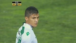 Sporting CP, Jogada, Montero aos 29'