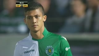 Sporting CP, Jogada, André Martins aos 49'