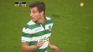 Sporting CP, Jogada, Cédric aos 63'