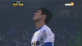 FC Famalicão, Jogada, Medeiros aos 50'