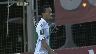 Sporting CP, Jogada, Carrillo aos 48'
