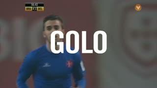 GOLO! Belenenses, Fábio Nunes aos 57', SC Braga 4-1 Belenenses