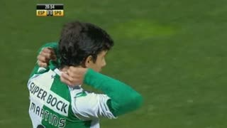 Sporting CP, Jogada, André Martins aos 21'